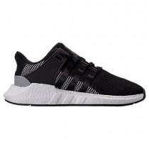 Männer Adidas Eqt Boost Support 93/17 Schuhe By9509 - Ader Schwarz/Schuhwerk Weiß