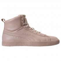 Herren Puma X Jung & Reckless Clyde Mitte Doeskin Schuhe 36588001