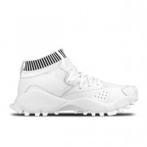 Frauen/Männer Adidas Seeulater Primeknit Laufen Weiß/Laufen Weiß/Ader Schwarz Schuhe S80040