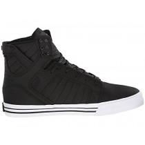 Schwarz/Weiß/Weiß Supra Skytop Männer Schuhe