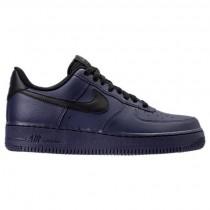 Herren Nike Air Force 1 Low Schuh 315122 423 - Dunkel Blau/Schwarz