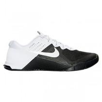 Damen Nike Metcon 2 Schuh Schwarz/Weiß 821913-010