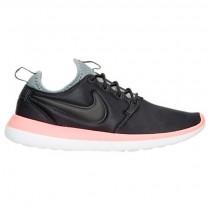 Damen Schwarz/Cool Grau/Lava Glühen Nike Roshe Two Schuh 844931 006