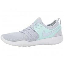 Grau Weiß/Grau Weiß/Schnee Weiß Weiß Nike Free Tr 7 Damen Schuh