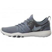 Damen Nike Free Tr 7 Amp Waffenkammer Blau/Waffenkammer Blau/Donner Blau Schuhe
