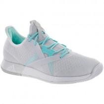 Frauen Adidas Adizero Trotzig Bounce Weiß/Grau Ein