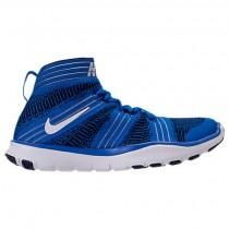 Nike Free Train Instinct 2 Herren Schuhe 898052 400 Hyper Kobalt/Weiß/Binär Blau
