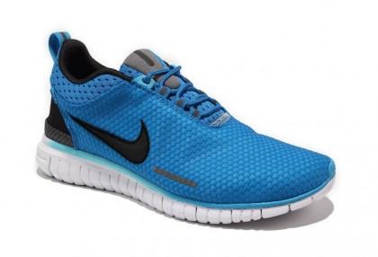 Königlich Blau/Schwarz Nike Free Og Breathe Id Herren Sneaker