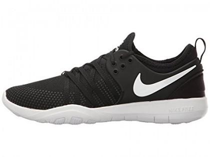 Nike Free Tr 7 Schwarz/Weiß Frauen Sneaker