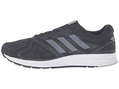 Männer Adidas Mana Bounce Dunkel Grau/Weiß/Metallisch Silber Schuhe