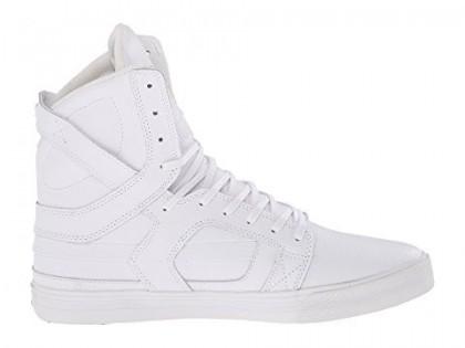 Weiß/Rot/Weiß Männer Supra Skytop Ii Schuhe