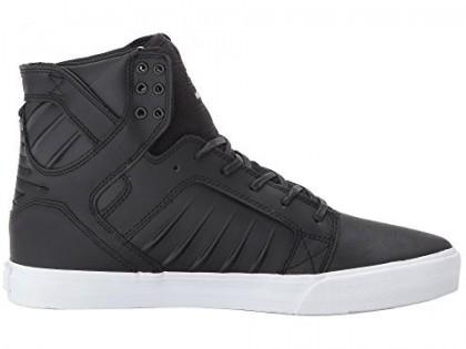 Supra Skytop Evo Männer Schwarz/Weiß/Schwarz Schuhe