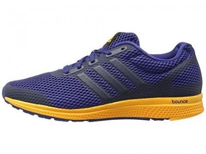 Adidas Mana Bounce™ Männer Nacht Marine/Einheit Tinte/Solar Gold Schuh