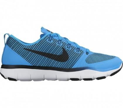 Herren Nike Free Train Versatility Schuhe (Licht Blau/Schwarz)