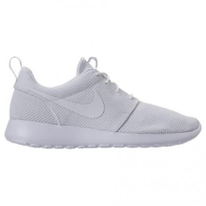 Herren Weiß/Weiß Nike Roshe One Schuhe 511881 112