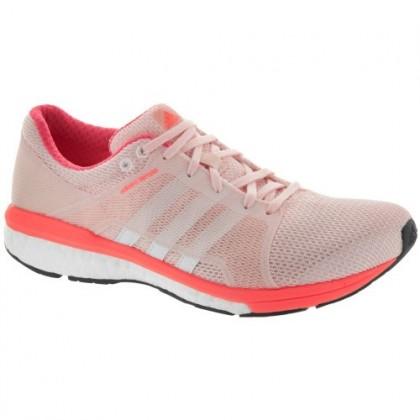 Adidas Adizero Tempo 8 Frauen Dampf Rosa/Weiß/Solar Rot
