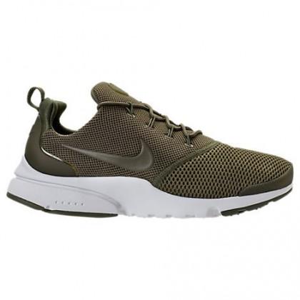 Nike Presto Fly Herren Schuhe 908019 201 Im Mittel Olive/Weiß