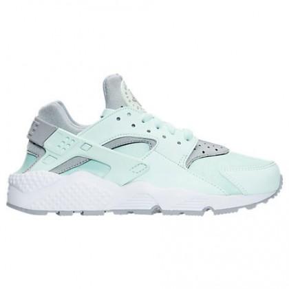 Nike Air Huarache Damen Schuhe 634835 303 Schnee Weiß/Wolf Grau/Weiß