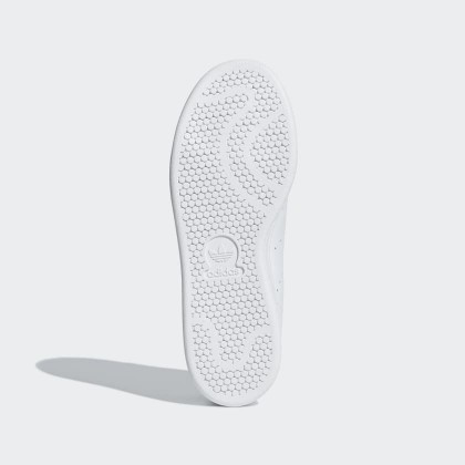 Damen Adidas Originals Stan Smith Ftwr Weiß/Ftwr Weiß/Gold Getroffen.Beiläufig Schuhe B28012