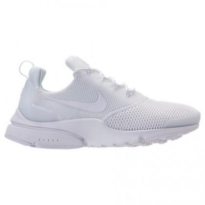 Weiß/Weiß/Weiß Nike Presto Fly Damen Schuh 910569 101