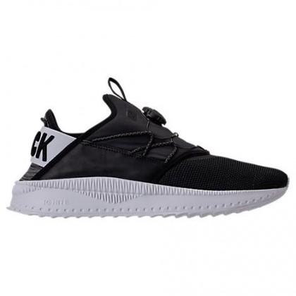 Schwarz/Weiß Puma X Blvck Scvle Tsugi Disc Herren Schuhe 36591701