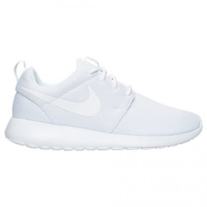 Weiß/Grau Weiß Damen Nike Roshe One Sneaker 844994 100