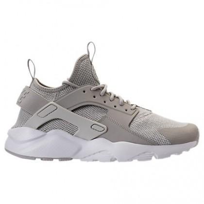 Blass Grau/Gipfel Weiß Männer Nike Air Huarache Ultra Atmen Schuhe 833147 002