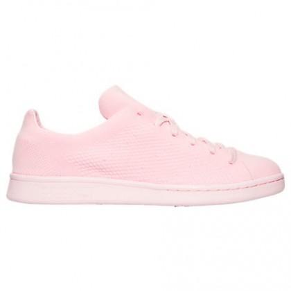Adidas Originals Stan Smith Grundgestrickt Männer Schuhe S80064 Halb Rosa Glühen