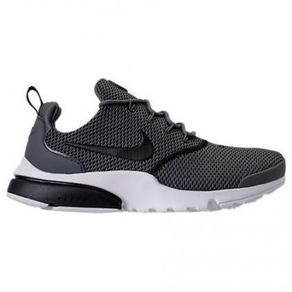 Nike Presto Fly Ultra Se Herren Schuh 908020 005 Dunkel Grau/Schwarz/Weiß