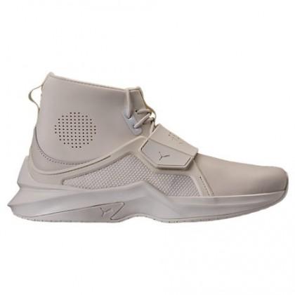 Whisper Weiß Damen Puma X Rihanna Fenty Hi Schuhe 19039804 004