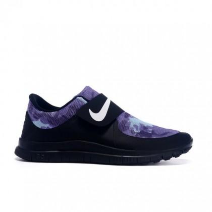 Nike Free Socfly Sd Schuh Schwarz/Lila/Blau Herren/Damen