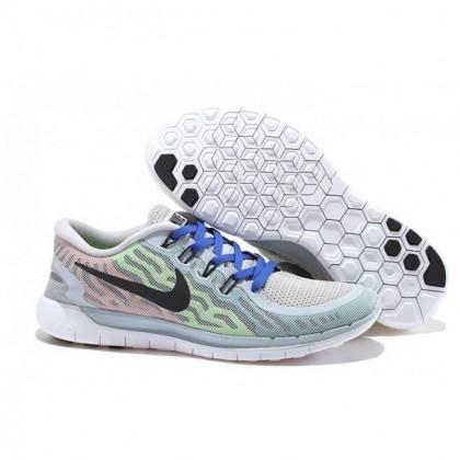 Nike Free 5.0 V2 Herren Grau Schwarz
