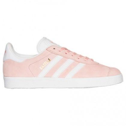Rosa/Weiß Adidas Gazelle Frauen Schuhe Ba9600