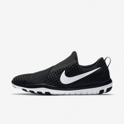 Schwarz/Weiß Nike Free Connect Damen Sneaker 843966-001