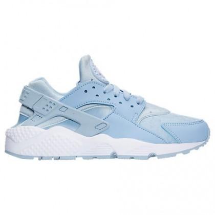 Licht Waffenkammer Blau/Weiß Damen Nike Air Huarache Schuh 634835 407