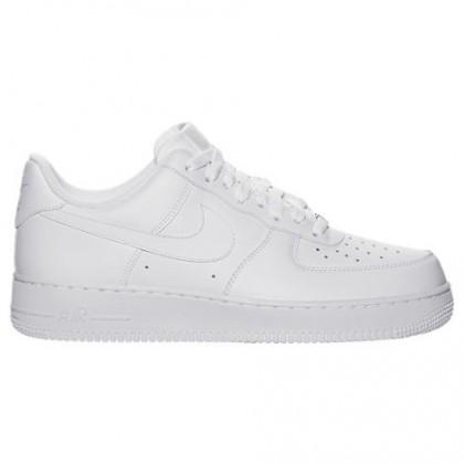 Weiß Frauen Nike Air Force 1 Niedrig Schuhe 315115 112