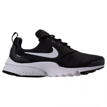 Nike Presto Fly Schwarz/Weiß/Schwarz Damen Schuh 910569 006