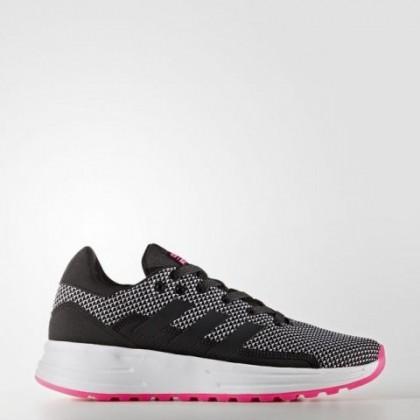 Frauen Adidas Neo Bc0044 Ader Schwarz/Schock Rosa Schuhe