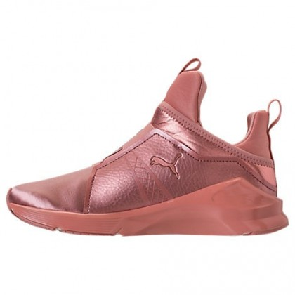 Puma Heftig Kupfer Velvet Rope Damen Schuhe 19090701 001 Kupfer Rose