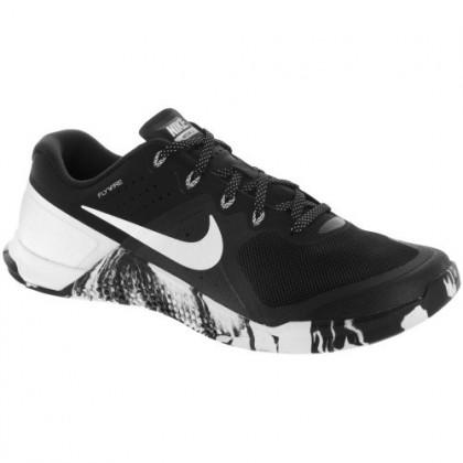 Männer Nike Metcon 2 Schwarz/Weiß Schuh