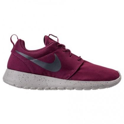 Crimson/Fluoreszierend Grün/Blass Grau Herren Nike Roshe One Se Schuhe 844687 604