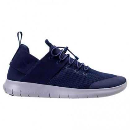 Binär Blau/Küsten Blau/Wolf Grau Herren Nike Free Rn Commuter Schuh 880841 400