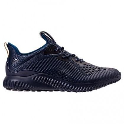 Adidas Alphabounce Em Männer Schuhe Bw1127 Geheimnis Blau/Kollegium Marine/Ader Schwarz