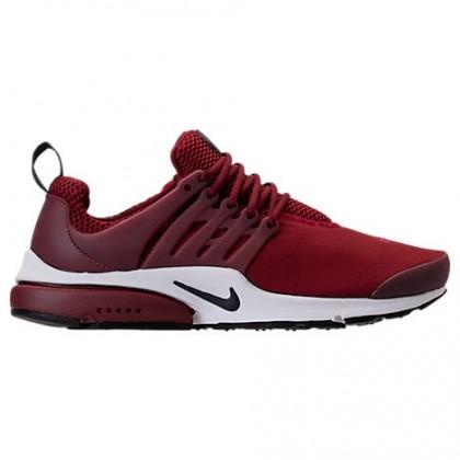 Mannschaft Rot/Fluoreszierend Grün/Dunkel Mannschaft Ted Herren Nike Presto Essential Schuh 848187 602