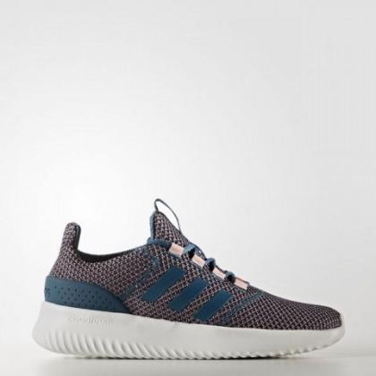 Blau Adidas Neo Cloudfoam Ultimate Frauen Sneaker Bc0036