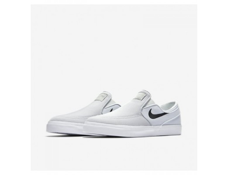 rabatt Nike Sb Zoom Stefan Janoski Slip On Canvas Herren